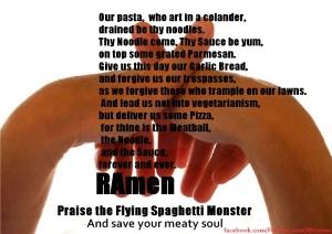 our pasta