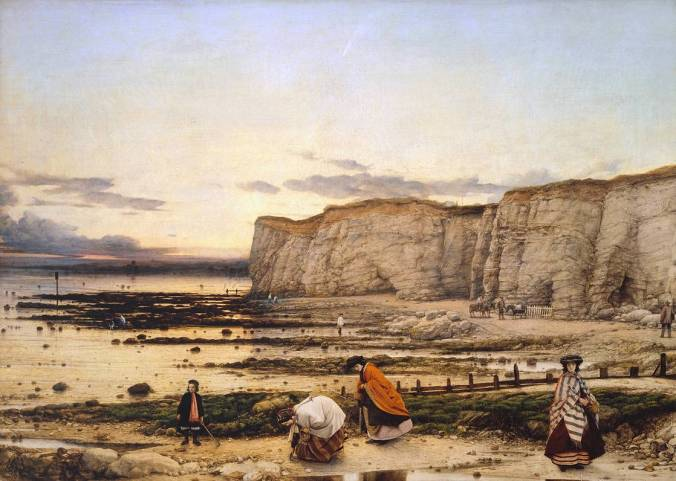 Pegwell Bay, Kent - a Recollection of October 5th 1858 ?1858-60 William Dyce 1806-1864 Purchased 1894 http://www.tate.org.uk/art/work/N01407