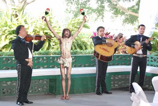 jesus mariachi