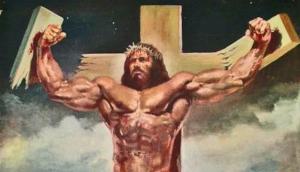 jesus muscle